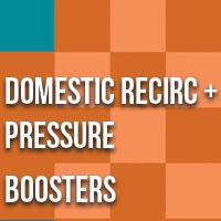 Domestic Recirc + Pressure Boosters Class 2021